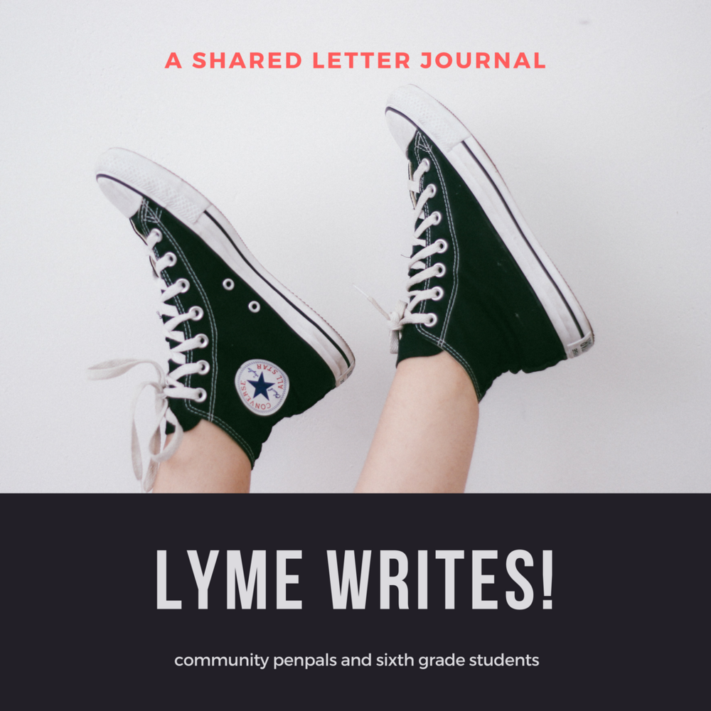A Community Letter Project