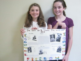 7th Grade Social Studies slavery project