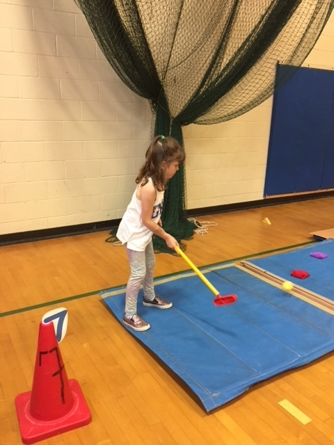 Mini Golf in PE