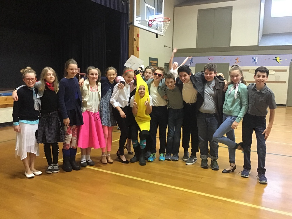 Decades Day by Union Street Kids