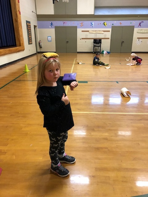 "Learning is a ""balancing act"" in Physical Education"