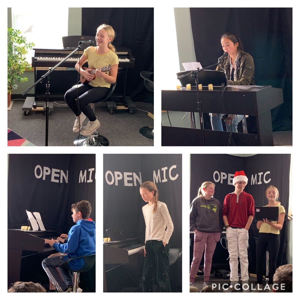 Open Mic @YourLibrary