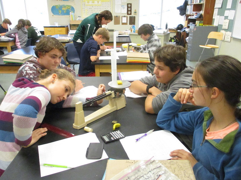 Eighth Grade Science News