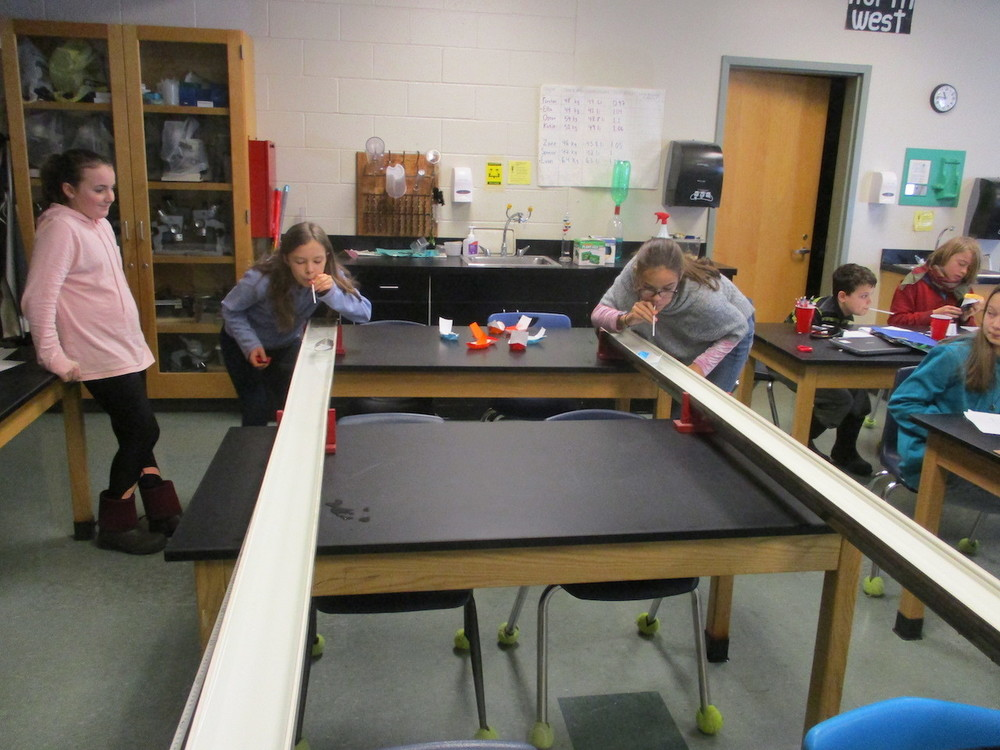 Sixth Grade Science News