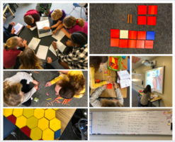 ​Middle School Math : Visual Representations and Problem Solving