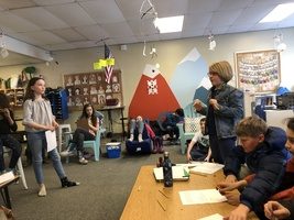 5th Graders Debate Genetically Modified Organisms